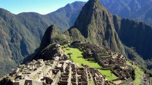 vistas del Machu Picchu